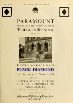 bridget's blunder ad with paramount